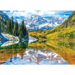 EuroGraphics 1000 db-os Puzzle - Rocky Mountain National Park - 6000-5472