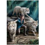 Eurographics 1000 db-os Puzzle - Anne Stokes - The Power of Three - 6000-5476