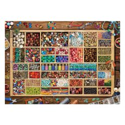 Eurographics 1000 db-os Puzzle - Bead Collection - 6000-5528