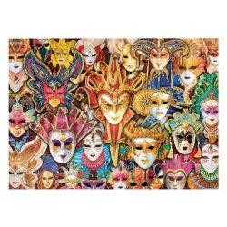 Eurographics 1000 db-os Puzzle - Venitian Masks - 6000-5534