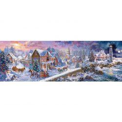 EuroGraphics 1000 db-os Puzzle - Nicky Boheme - Holiday at the Seaside - 6010-5318