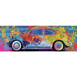 Eurographics 1000 db-os Puzzle - VW Beetle - Splash Pano - 6010-5441