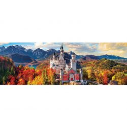 Eurographics 1000 db-os Puzzle - Neuschwanstein in Fall - 6010-5444