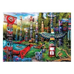 Eurographics 500 db-os puzzle - XXL Pieces - Totem Dreams - 6500-5361
