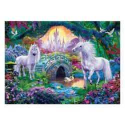 Eurographics 500 db-os puzzle - XXL Pieces - Unicorn Fairy Land - 6500-5363