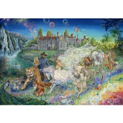 Grafika 2000 db-os puzzle - Josephine Wall: Fantasy Wedding 00263T