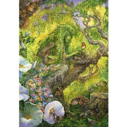 Grafika 1500 db-os puzzle - Josephine Wall: Forest Protector 00538T