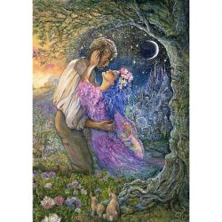 Grafika 2000 db-os puzzle - Josephine Wall: Love Between Dimensions 00541T