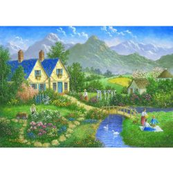 Grafika 1500 db-os puzzle - Having a Nice Day 00955T