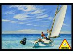 Puzzle 1000 db-os Vitorlázás-Edward Hopper: Ground Swell-Piatnik