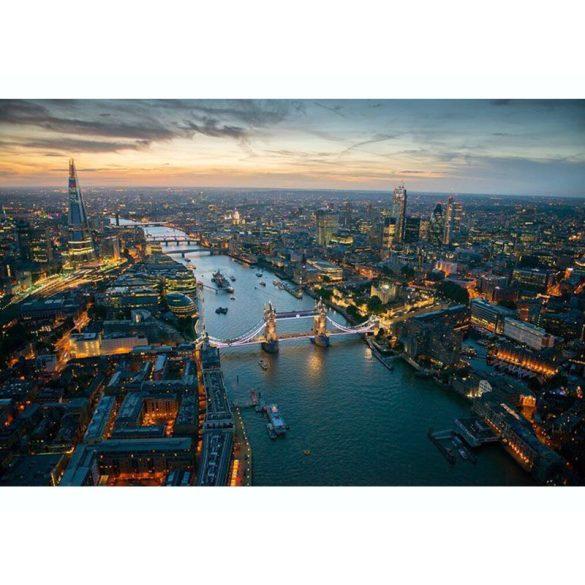 Puzzle 1000 db-os - London fényei - Piatnik