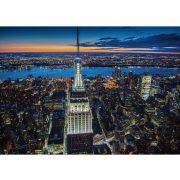 Puzzle 1000 db-os - New York éjszaka  - Piatnik