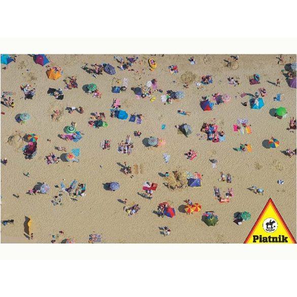 Puzzle 1000 db-os - Strand légi felvétel - Piatnik