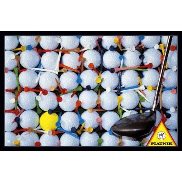 Puzzle 1000 db-os - Golflabdák - Piatnik