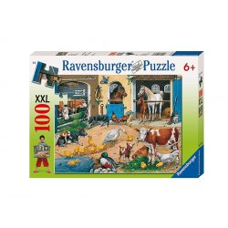 Ravensburger 100 db-os XXL puzzle - Élet a farmon 10743