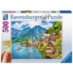 Ravensburger 500 db-os puzzle - Hallstatt 13687