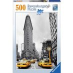 Ravensburger 500 db-os puzzle - Flatiron Building, New York (14487)