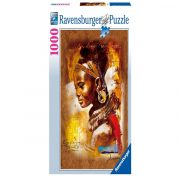 Ravensburger 1000 db-os puzzle - Afrikai szépség 15352