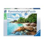 Ravensburger 1500 db-os puzzle - Álomszép tengerpart 16334