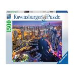 Ravensburger 1500 db-os puzzle - Dubai, Perzsa-öböl 16355