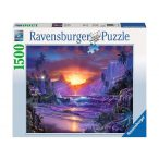 Ravensburger 1500 db-os puzzle - Naplemente a paradicsomban 16359