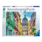 Ravensburger 2000 db-os puzzle - Színes Kuba 16618