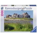 Ravensburger 1000 db-os puzzle - Ház Bretagne-ban 19147