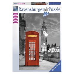 Ravensburger 1000 db-os puzzle - Big Ben, London 19475