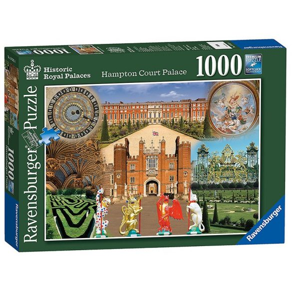 Ravensburger 1000 db-os puzzle - Hampton Court Palace 19582