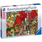 Ravensburger 1000 db-os puzzle - Rejtett világ - Colin Thompson 19644
