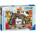 Ravensburger 1000 db-os puzzle - Sedum Cottage - 19651