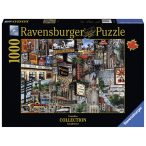Ravensburger 1000 db-os puzzle - Canadian Collection - Toronto 19685
