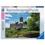 Ravensburger 1000 db-os puzzle - Deutschland collection: Wartburgi idill 19783