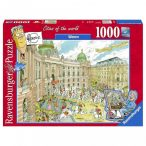 Ravensburger 1000 db-os puzzle - Cities of the World - Bécs 19785