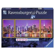 Ravensburger 1000 db-os Triptychon puzzle - New York 19792