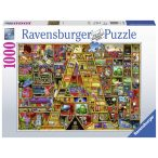 Ravensburger 1000 db-os puzzle - Awesome Alphabet A - Colin Thompson 19891