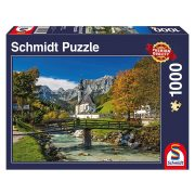 Puzzle 1000 db-os - Reiteralpe, Ramsau - Schmidt 58225