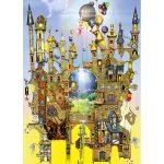 Puzzle 1000 db-os - Luftschloss - Cloin Thompson - Schmidt