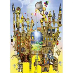 Puzzle 1000 db-os - Luftschloss - Colin Thompson - Schmidt (59354)