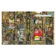 Puzzle 1000 db-os - Fantasztikus városkép - Colin Thompson - Schmidt 59355