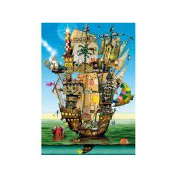 Puzzle 1000 db-os - Noé bárkája - Colin Thompson - Schmidt (59403)