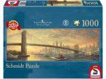Panoráma Puzzle 1000 db-os - Brooklyn Bridge, New York - Thomas Kinkade - Schmidt