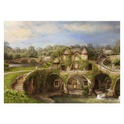 Puzzle 1000 db-os - Nature House - Nadegda Mihailova - Schmidt 59608
