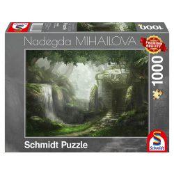 Puzzle 1000 db-os - Sírhely - Nadegda Mihailova - Schmidt 59609