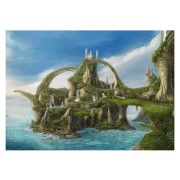 Puzzle 1000 db-os - Island of waterfalls - Nadegda Mihailova - Schmidt 59610