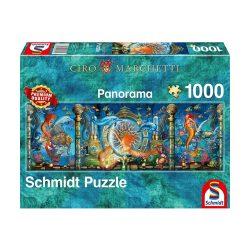 Panoráma Puzzle 1000 db-os - Víz alatti élet - Schmidt 59613