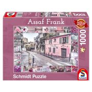 Puzzle 1000 db-os Romantikus utazás - Assaf Frank - Schmidt (59630)