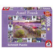 Puzzle 1000 db-os - A levendula illata - Schmidt (59634)