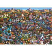 Puzzle 1000 db-os - Solvang - Dowdle - Schmidt (59643)