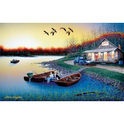 Sunsout 500 db-os puzzle - Don Engler - Jack's Place 60370